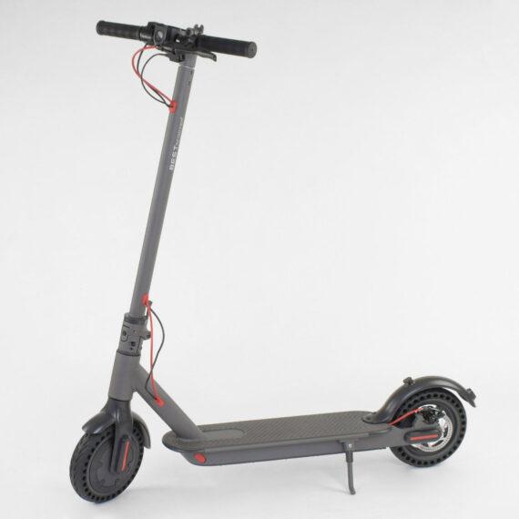 "Электросамокат BestScooter 8,5"" - Серый"